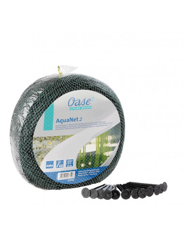 Aquanet Filet de bassin 2 (4 m x 8 m)