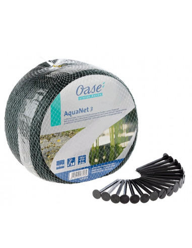 Aquanet Filet de bassin 3 (6 m x 10 m)