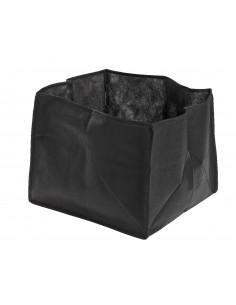 Panier pour plantes en textile  carré  30 X 30 X 30 cm Oase