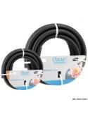 """Tuyau spiralé noir PVC prédécoupé 1 """" 1/2 -10 m Oase"""