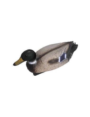 Canard colvert mâle Oase, figurine pour bassin