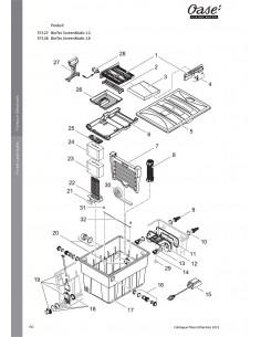 Biotec Screenmatic 18 Oase (pièces détachées)