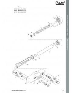 Bitron Eco 120 W Oase (pièces détachées)