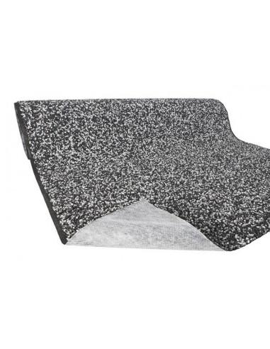 Bâche gravillonnée Gris-granite 1.2 x 12 m Oase