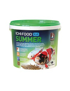 Ichi Food Summer mini 2-3 mm 1 kg Aquatic Science
