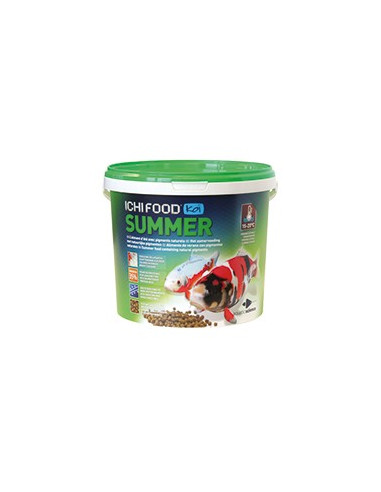 Ichi Food Summer mini 6-7 mm 1 kg Aquatic Science