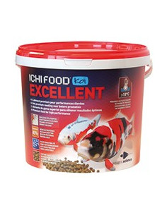 Ichi Food Exellent 6-7 mm 4 kg Aquatic Science