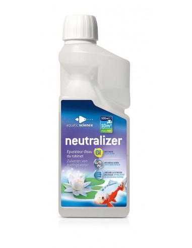 Conditionneur d'eau Neutralizer 10000L Aquatic Science