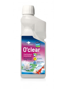 Anti algues O'Clear 12000 L Aquatic Science