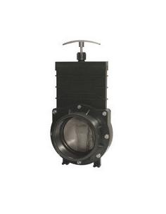 Vanne à guillotine FF à coller 63 mm Aquatic Science