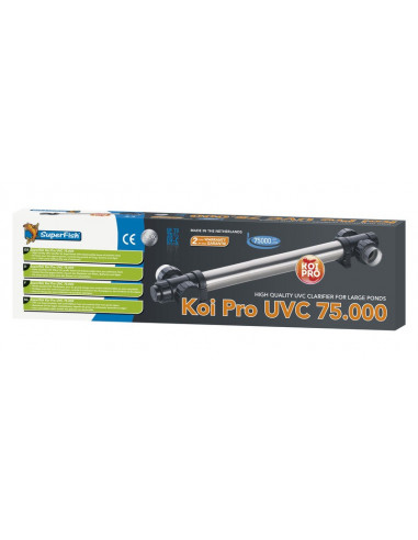 Koi pro UV 75 Superfish