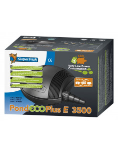 Pond Eco Plus E 3500 Superfish