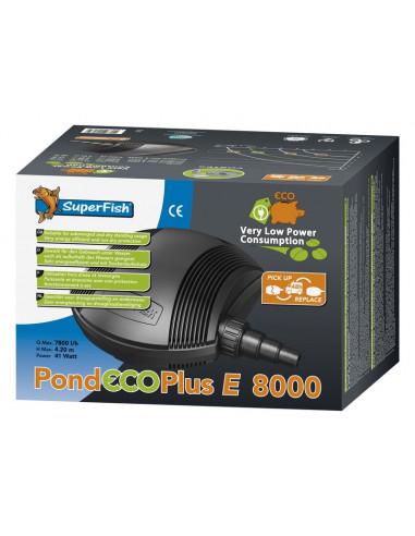 Pond Eco Plus E 8000  Superfish