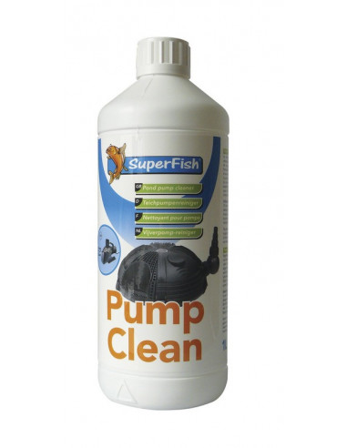 Pump Clean Superfish