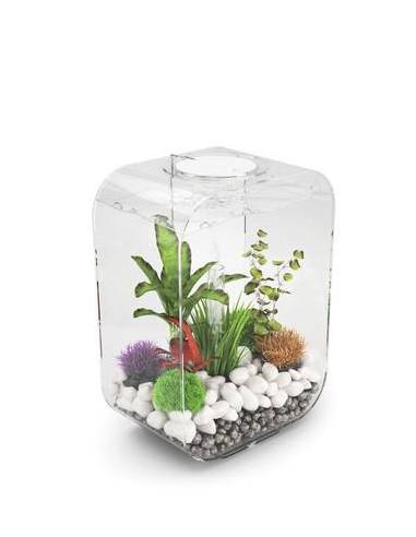 aquarium biorb life 15 mcr clair aquarium design en acrylique. Black Bedroom Furniture Sets. Home Design Ideas