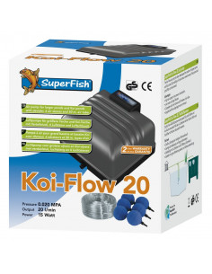 Koi Flow 20 Prof Kit à air Superfish