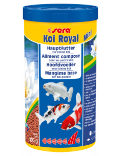 Koï Royal mini 1 L Sera