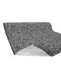 Bâche gravillonnée Gris-granite 0.6 m de large Oase