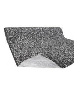 Bâche gravillonnée Gris-granite 1 m de large Oase