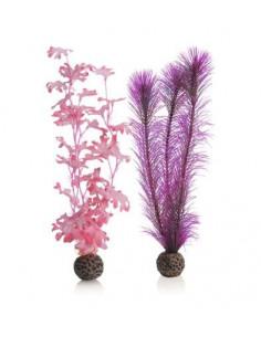 Biorb set de plantes moyennes roses Oase