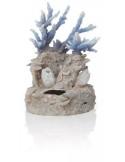 Biorb récif de corail décor bleu Oase
