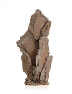 Biorb grand décor rouge rochers verticaux Oase