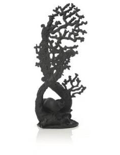Biorb corail marin décor noir Oase