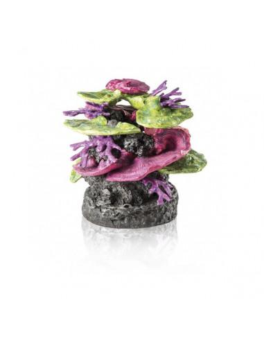Biorb Décor Récif de Corail vert violet Oase