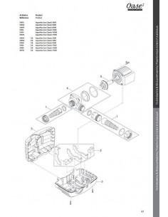 Aquamax Eco Classic 8500 Oase (pièces détachées)