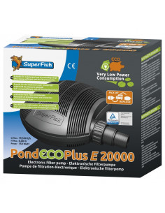 Pond Eco Plus E 20000 Superfish