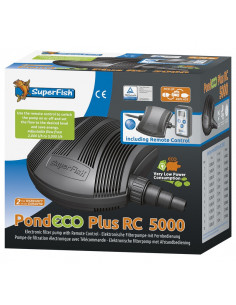Pond Eco Plus E 5000 Superfish