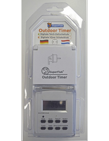 outdoor timer superfish