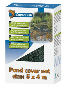 Filet 3 X 2 M+10 piquets Superfish
