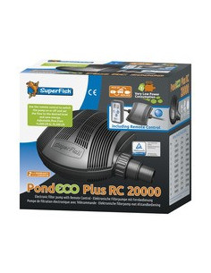 Pond Eco Plus RC 20000 Superfish