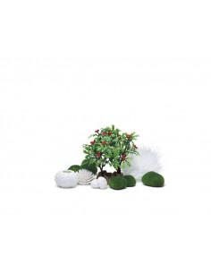 biOrb set de décoration 15 L Hiver Oase
