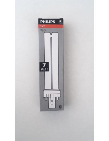 Lampe de rechange UVC 7 W Philips 1er Pix