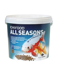 Ichi Food All Seasons 4-5 mm 1 kg Aquatic Science