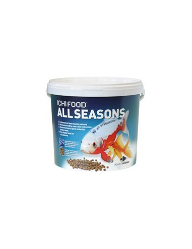 Ichi Food All Seasons 4-5 mm 2 kg Aquatic Science