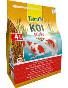 Pond Koi Sticks 4 L Tetra