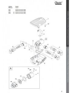 Régulateur Aquamax Pro Oase (Pièce détachée) - Pièce n° 10
