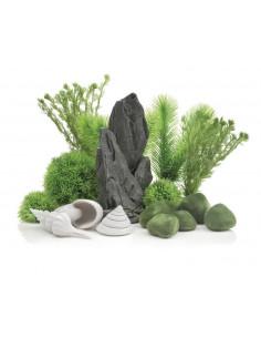 biOrb kit déco facile 30 L jardin de pierres