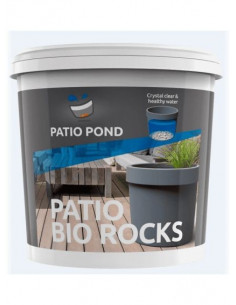 PATIO POND BIO ROCKS SUPERFISH