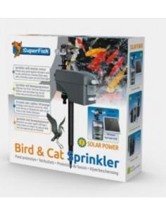 Bird and cat Sprinkler Superfish