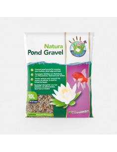 Natura Gravier 15 kg/10 L-8-12 mm Colombo