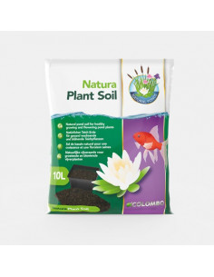 Natura Plant Soil -Terreau aquatique 10 L Colombo