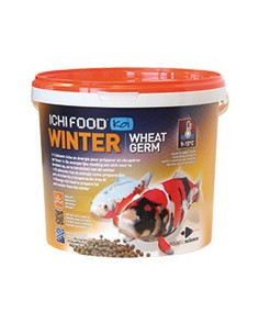 Ichi Food Winter mini 2-3 mm 4 kg coulant Aquatic Science