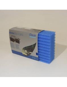 Mousse de rechange bleue Biosmart 5.1-10.1 et 18000-36000 Oase