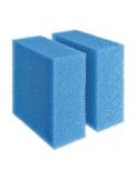 Set de mousses de rechange bleue Biotec 12-40000 Oase