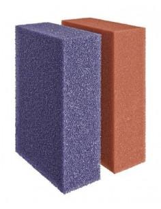 Set de mousses de rechange rouge/violette Biotec 18/36/60000/14000 Oase