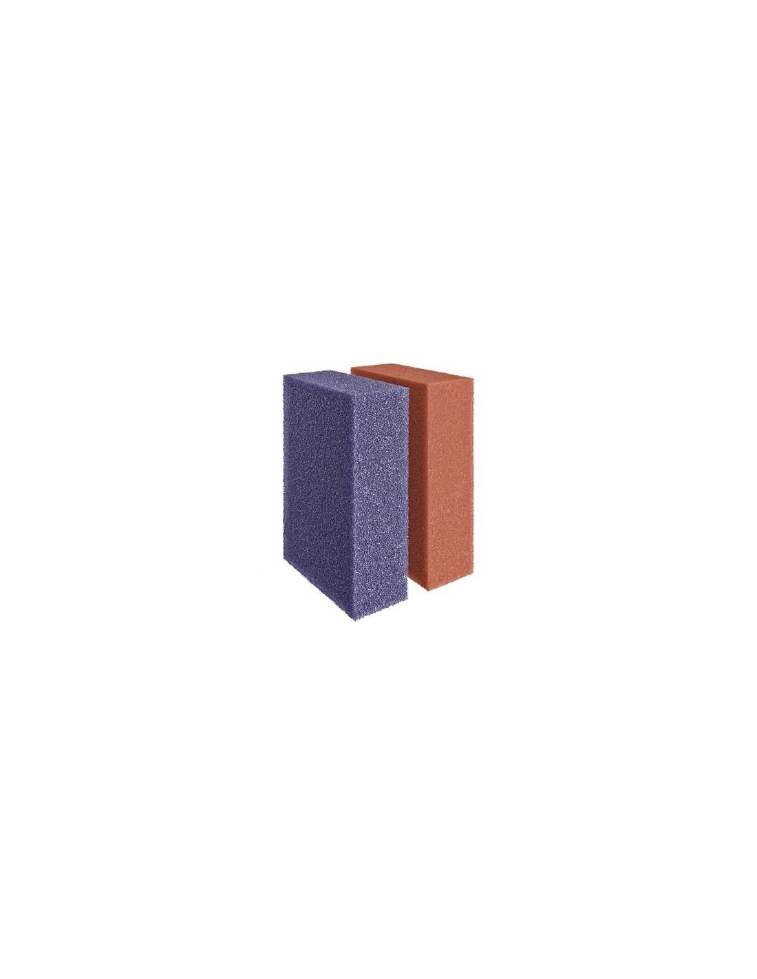 36 - Set de mousses de rechange rouge/violette Biotec 18/36/60000/14000 Oase